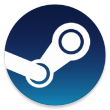 Steam 2.3.3 beta by Valve Corporation logo