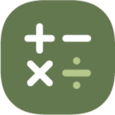 Samsung Calculator 10.0.00.15 by Samsung Electronics Co., Ltd. logo