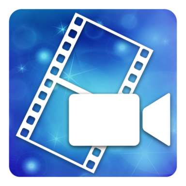PowerDirector Video Editor App: 4K, Slow Mo & More 5.0.2 by CyberLink.com logo