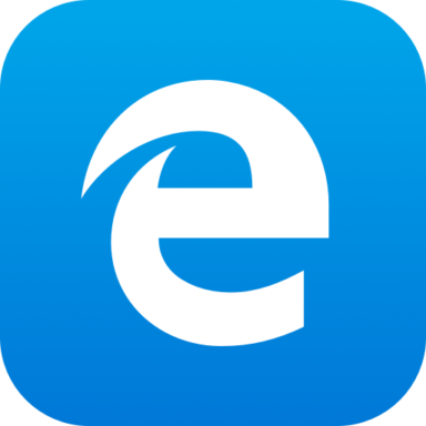 Microsoft Edge 42.0.0.2851 by Microsoft Corporation logo