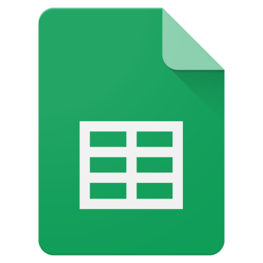 Google Sheets 1.18.502.01 by Google LLC logo