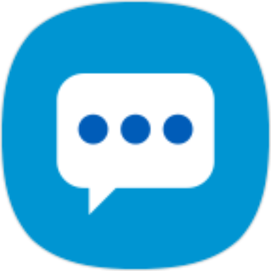 Samsung Messages 10.0.00.103 by Samsung Electronics Co., Ltd. logo